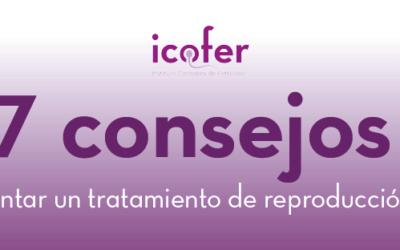 Consejos para afrontar los procesos de reproducción asistida